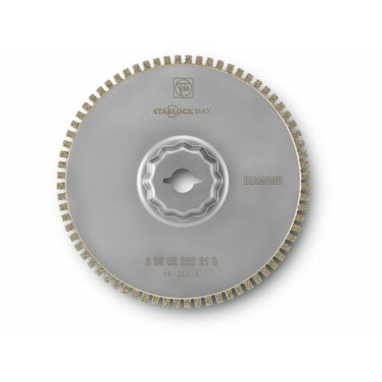 Gyémánt fűrésztárcsa 105-ös, 1 db/cs.