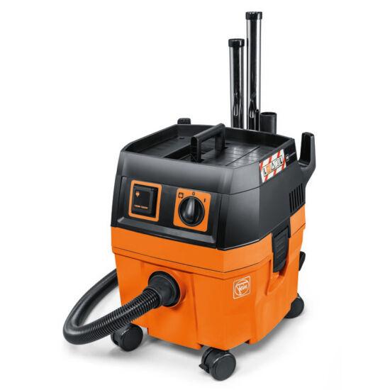 Dustex 25 L nedves/száraz porszívó készlet