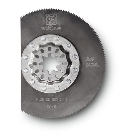 HSS fűrésztárcsa szegmens  (fémhez) 85mm 5db/csomag