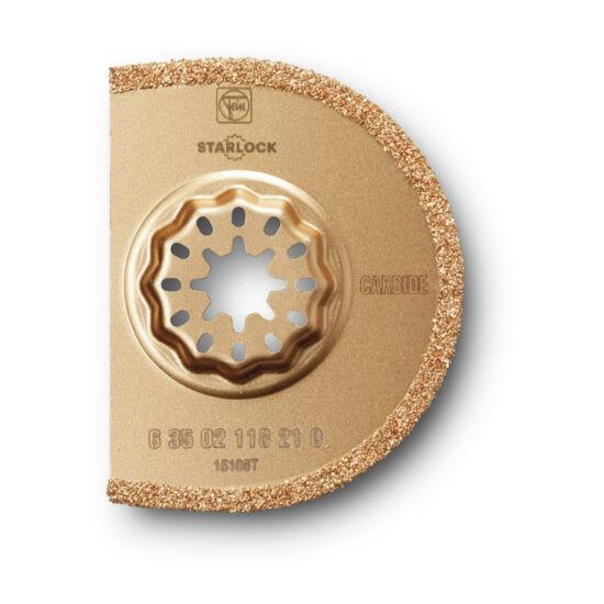 Keményfém fűrésztárcsa (szegmens)75*2,2mm  1db/csomag