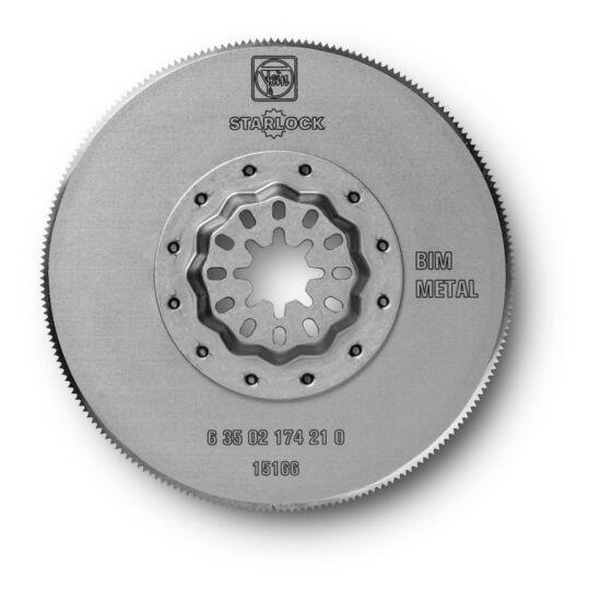 Bimetál fűrésztárcsa (fémhez) 85mm 1db/csomag