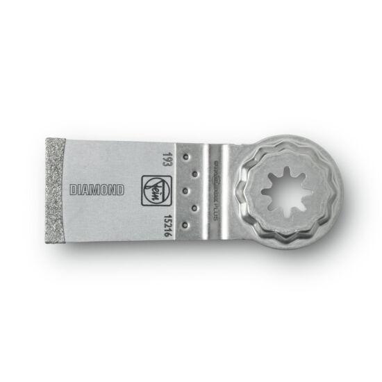 E-cut gyémánt fűrészlap 50x35mm 1 db/cs