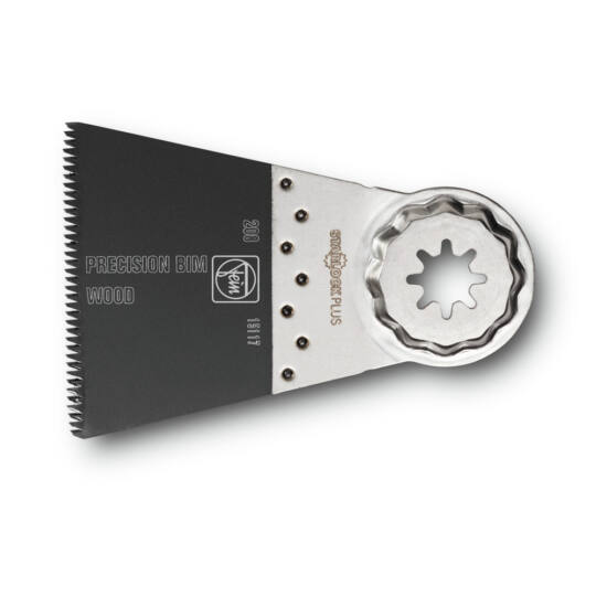 E-cut Precision BIM fűrészlap 50*65mm. 1db/csomag