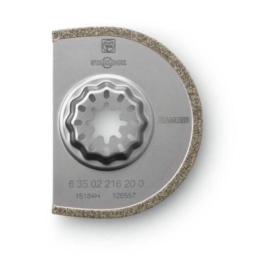 Gyémánt fűrésztárcsa (szegmens) 75*1,2mm 1db/csomag