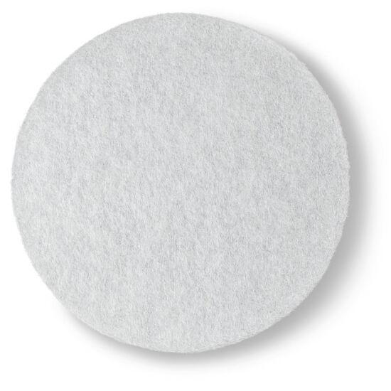 Polírozó filcpárna, D115, 5 db