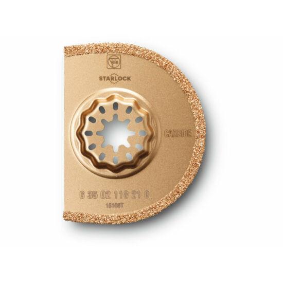 Keményfém fűrésztárcsa (szegmens) 75*2,2mm  5db/csomag