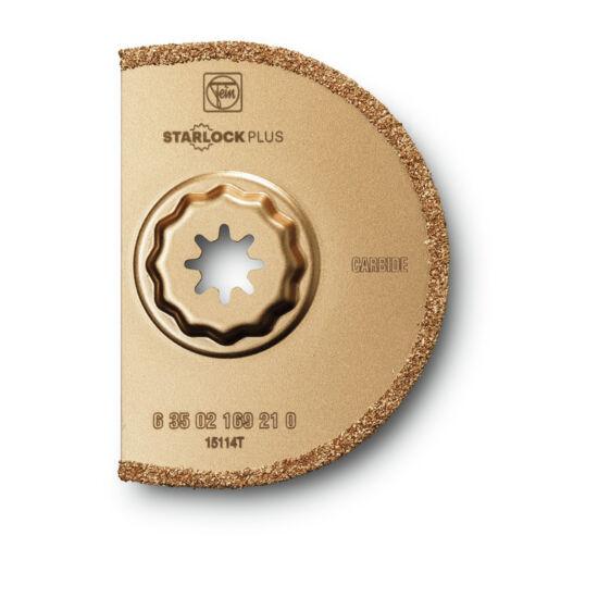 Keményfém fűrésztárcsa (szegmens)   90x2,2 mm  1db/csomag