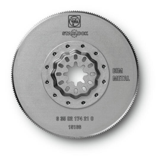 Bimetál fűrésztárcsa (fémhez) 85mm 5db/csomag